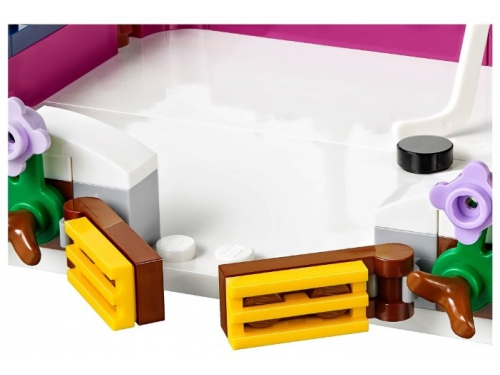Конструктор LEGO Friends 41322 Каток на горнолыжном курорте, вид 9