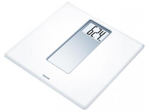 Весы напольные Beurer PS160, белые, вид 1