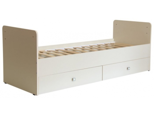 Детская кроватка Фея1100 прогулка, трансформер, слоновая кость, вид 2