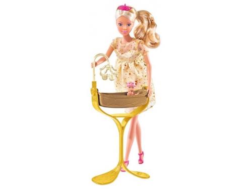 Кукла Simba Штеффи беременная (королевский набор) 29 см, вид 2