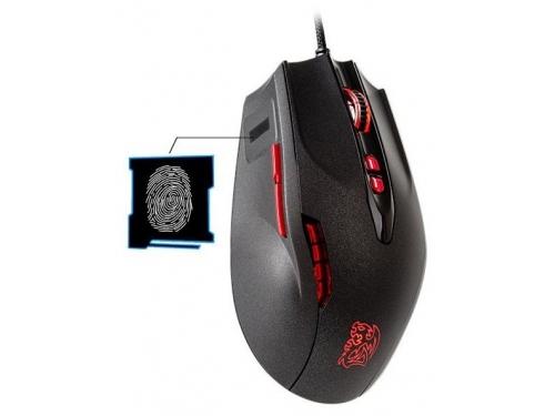 Мышь Tt eSports Gaming Mouse Black FP (MO-BKV-WDLGBK-01) черный, вид 3