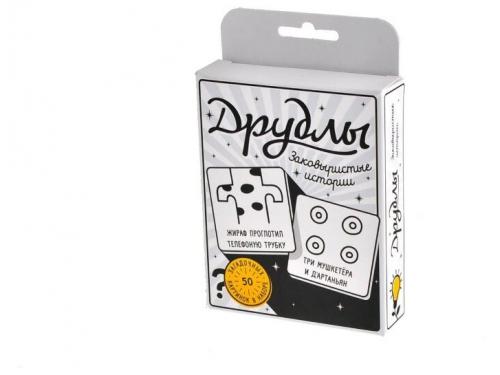 Настольная игра Magellan Друдлы, чёрно-белая версия, вид 1