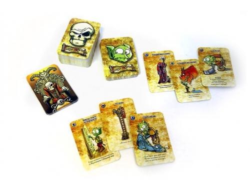 Настольная игра Hobby World Да, Темный Властелин! (Да, Хозяин) от 12 лет, вид 4