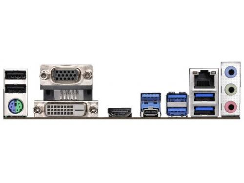 Материнская плата ASRock B450M Pro4 Soc-AM4, AMD, mATX, DDR4, SATA3, USB 3.1, GigaLAN, вид 3