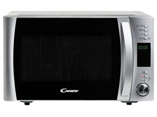 Микроволновая печь Candy CMXG22DS, серебристая, вид 1