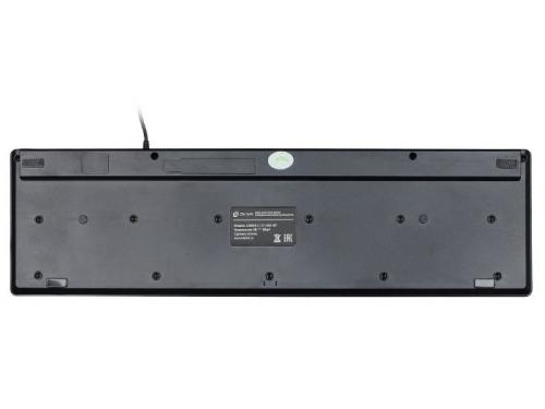 Клавиатура Oklick 520M2U USB, черная, вид 3