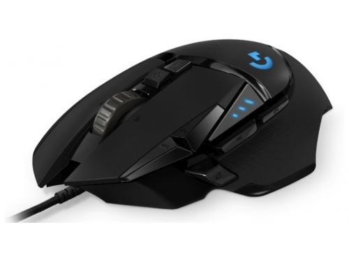 Мышь Logitech G502 HERO High Performance Gaming Retai, вид 1