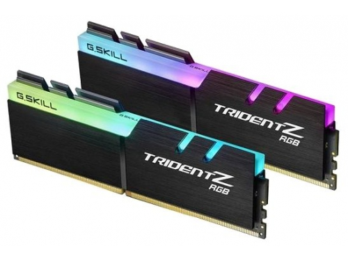 Модуль памяти G.Skill Trident Z RGB F4-4266C19D-16GTZR 4266MHz 2x8GB, вид 2