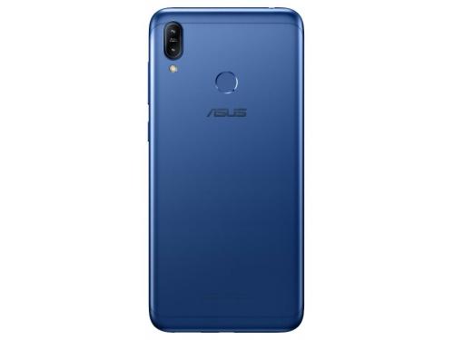 Смартфон Asus Zenfone Max (M2) ZB633KL 3/32Gb, синий, вид 2