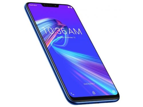 Смартфон Asus Zenfone Max (M2) ZB633KL 3/32Gb, синий, вид 3