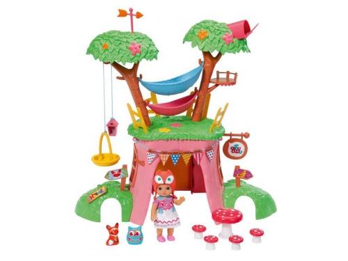 Кукла Zapf Chou Chou Мини-лисичка Дерево-домик функциональный, вид 1