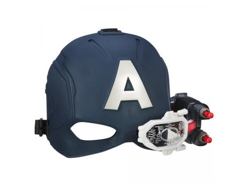 Набор игровой Hasbro Avengers, электронный шлем Первый Мститель, с аксессуарами, вид 1