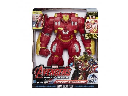 Набор игровой Игрушка Hasbro Avengers Титаны: Мстители Итерактивный Халк Бастер, вид 2