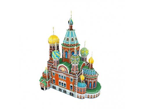Набор игровой CubicFun  (пазл) Собор Воскресения Христова (Россия), вид 1
