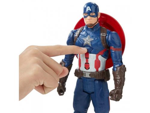 Товар для детей Hasbro Avengers Первый Мститель, интерактивная фигурка, вид 2