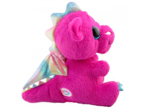 Игрушка мягкая Zapf  Baby born, Дракон из Страны чудес, розовый, вид 2