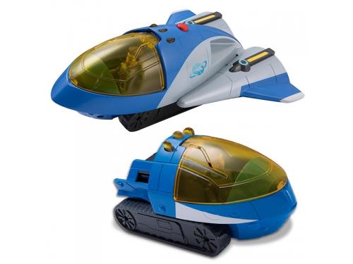 Набор игровой Tomy Miles, Крейсер космического конвоя, с аксессуарами, вид 1