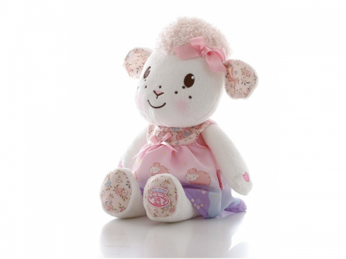 Игрушка мягкая Zapf my first Baby Annabell Музыкальная овечка, вид 1