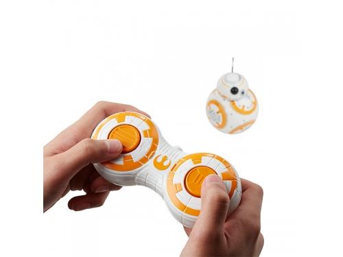 Радиоуправляемая модель Hasbro Star Wars Дроид Звездных войн, белая / оранжевая, вид 2