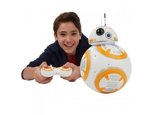 Радиоуправляемая модель Hasbro Star Wars Дроид Звездных войн, белая / оранжевая, вид 3