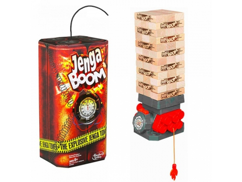 Товар для детей Hasbro Games  Дженга Бум, вид 1