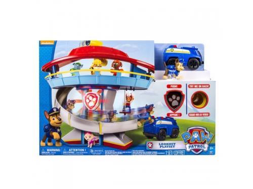 Товар для детей Paw Patrol Большой игровой набор (офис спасателей), вид 3