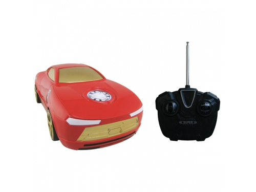 Радиоуправляемая модель Yellow машинка Мстители Железный человек, вид 1