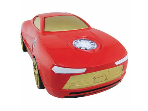 Радиоуправляемая модель Yellow машинка Мстители Железный человек, вид 3