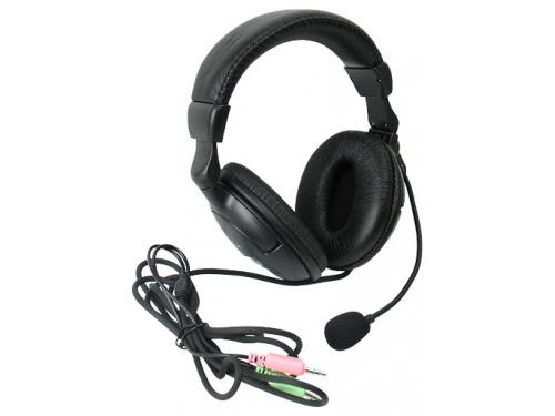 Гарнитура для пк Defender HN-898, черная, вид 1