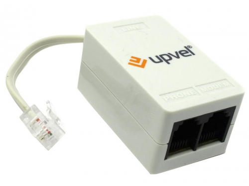 ����� ADSL-�������� Upvel US-AA (ADSL2/2+, Annex A), ��� 1