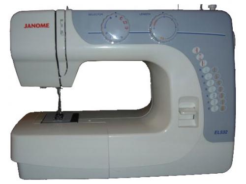 Швейная машина JANOME EL 532, вид 1