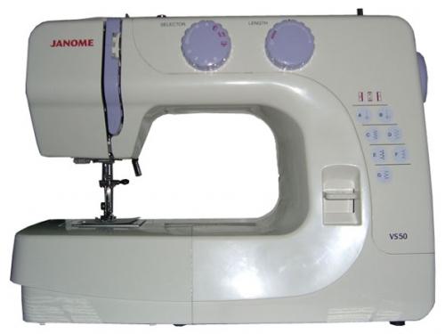 Швейная машина JANOME VS 50, вид 1