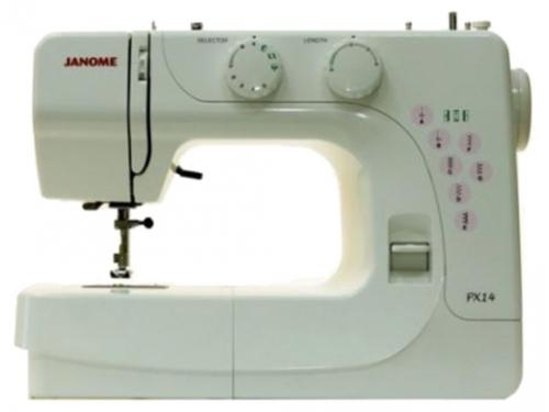Швейная машина JANOME PX 14, вид 1