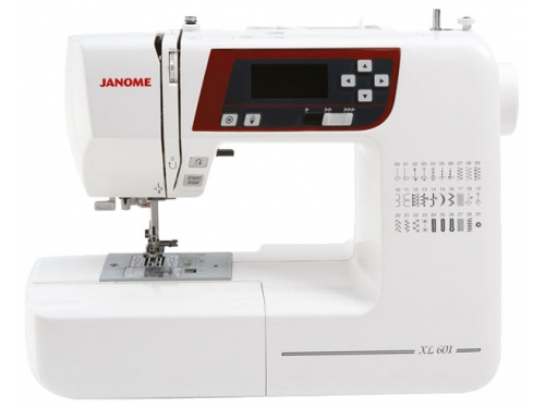 ������� ������ JANOME 601 DC, ��� 1