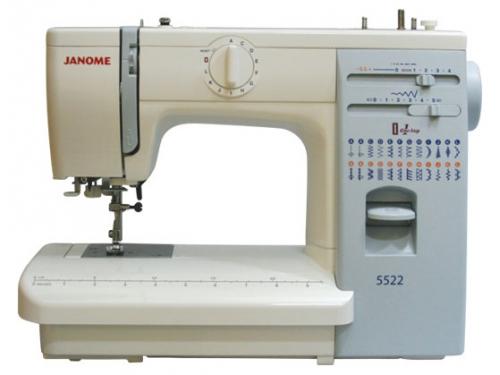 Швейная машина JANOME 5522, вид 1