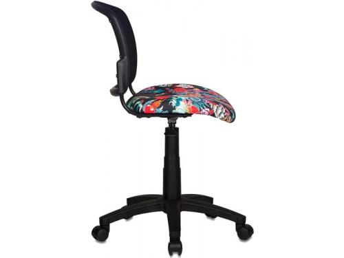 Компьютерное кресло Бюрократ(CH-296NX/TATTOO)Tattoo,черный, вид 4