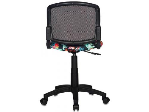 Компьютерное кресло Бюрократ(CH-296NX/TATTOO)Tattoo,черный, вид 5