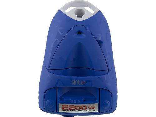 Пылесос Sinbo SVC-3469, синий, вид 1