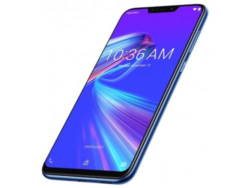 Смартфон Asus ZB633KL Max M2 4Gb/64Gb, синий, вид 3