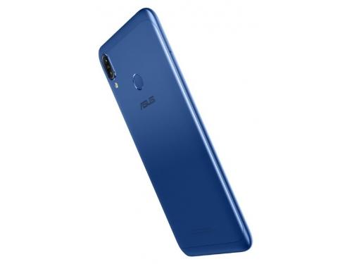 Смартфон Asus ZB633KL Max M2 4Gb/64Gb, синий, вид 4