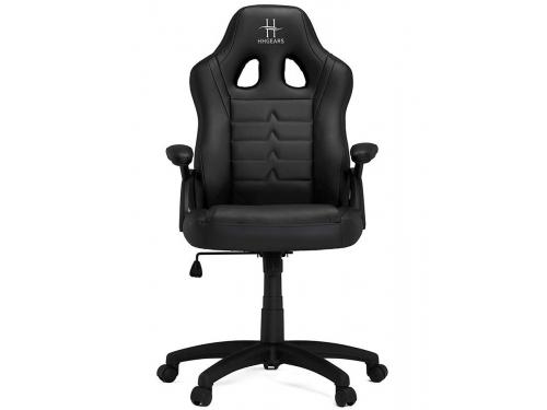 Игровое компьютерное кресло HHGears SM115_BK, чёрное, вид 1