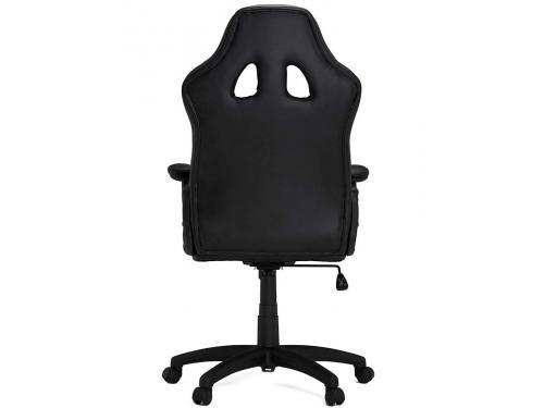 Игровое компьютерное кресло HHGears SM115_BK, чёрное, вид 6