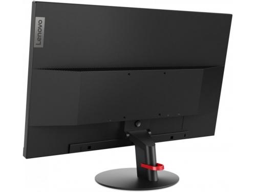 Монитор Lenovo S24e-10 (61CAKAT1EU) черный, вид 9