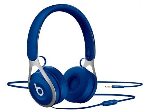 Наушники Beats EP 1.6м синие проводные (оголовье), вид 1