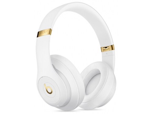 Наушники Beats Studio 3 Wireless, белые, вид 1