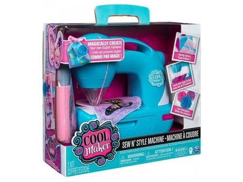 Швейная машина Spin Master Sew Cool 56013 (на батарейках), вид 1