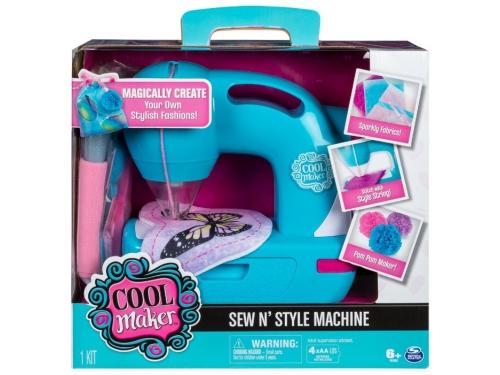 Швейная машина Spin Master Sew Cool 56013 (на батарейках), вид 3