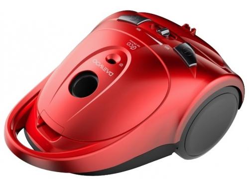 Пылесос Daewoo RGJ-110R, красный, вид 2