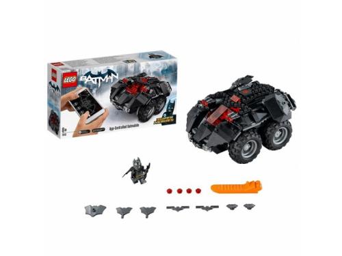 Конструктор LEGO DC Super Heroes 76112 Бэтмобиль с дистанционным управлением, вид 1