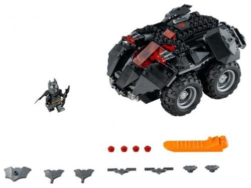 Конструктор LEGO DC Super Heroes 76112 Бэтмобиль с дистанционным управлением, вид 2